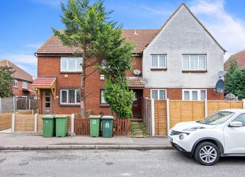 Thumbnail 2 bed terraced house for sale in Porter Road, Beckton, London