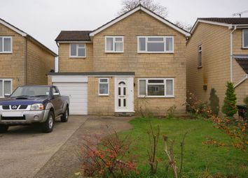 Thumbnail 4 bed detached house to rent in Sarum Road, Chippenham