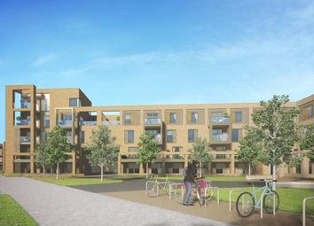 Thumbnail 1 bed flat for sale in Addenbrooke's Road, Cambridge