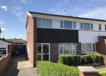 Thumbnail 3 bed semi-detached house to rent in Rochester Road, Barnsley