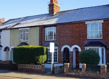 Thumbnail 3 bed terraced house for sale in Grove Road, Hitchin