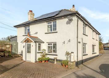 Thumbnail 4 bed semi-detached house for sale in Rackenford, Tiverton, Devon