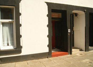 Thumbnail 1 bed flat for sale in John Street, Helensburgh