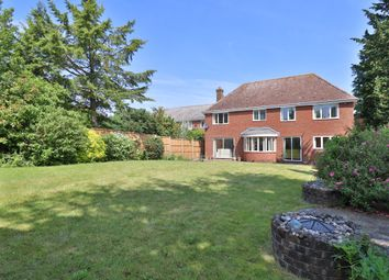 Thumbnail 5 bed detached house for sale in Lion Road, Palgrave, Diss