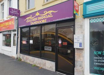 Thumbnail 1 bed property for sale in Commerical Lease For Sale. Lyndhurst Road, Worthing, West Sussex