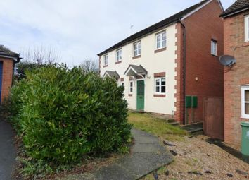 Thumbnail 2 bed semi-detached house to rent in Hamer Street, Gloucester