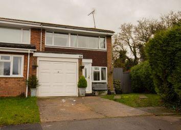 Thumbnail 3 bed semi-detached house for sale in Wareside, Hemel Hempstead