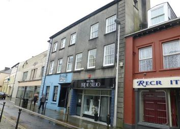 Thumbnail 2 bedroom flat to rent in 37 King Street, Carmarthen, Carmarthenshire