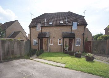 Thumbnail 1 bedroom end terrace house for sale in Sharpthorpe Close, Lower Earley, Reading, Berkshire