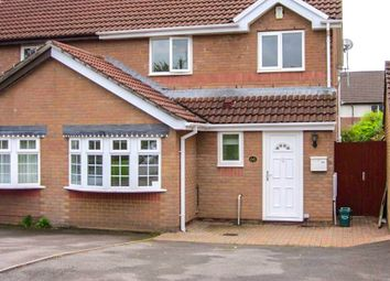 Thumbnail 3 bedroom semi-detached house to rent in Heol Collen, Cardiff, South Glamorgan