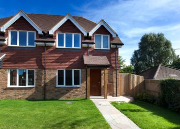 Thumbnail 2 bed semi-detached house for sale in Swan Close, Ashington
