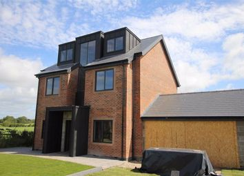Thumbnail 4 bed detached house for sale in Barnview Court, Lower Bartle, Preston
