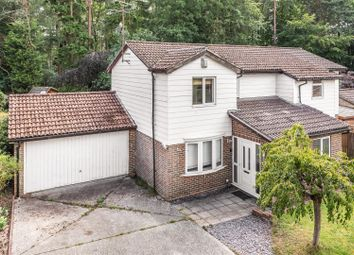 Greystoke Court, Crowthorne, Berkshire RG45. 4 bed detached house