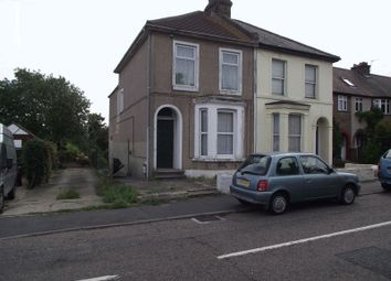 Thumbnail 1 bed semi-detached house to rent in Whitehill Road, Gravesend