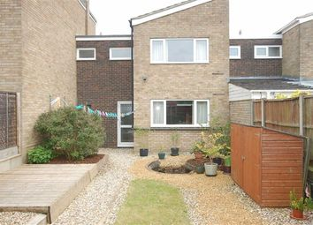 Thumbnail 2 bedroom terraced house for sale in Derby Way, Martinswood, Stevenage, Herts