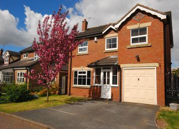 Thumbnail 4 bed detached house for sale in Sherwood Grove, Helsby, Frodsham