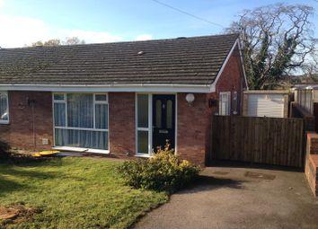 Thumbnail 2 bedroom detached bungalow to rent in Wyebank Road, Tutshill, Chepstow
