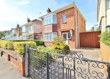 Thumbnail 3 bed detached house for sale in Gresham Road, Charminster, Bournemouth