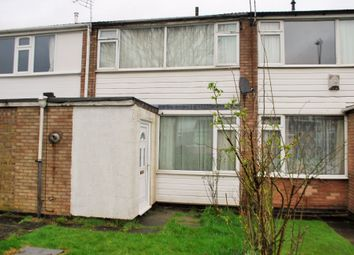 Thumbnail 2 bed terraced house for sale in Somerly Close, Binley, Coventry
