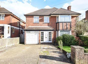 Thumbnail 4 bedroom detached house for sale in Edgwarebury Lane, Edgware