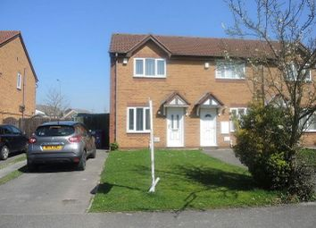 Thumbnail 2 bed town house for sale in Elwick Drive, Croxteth, Liverpool
