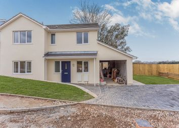 Thumbnail 4 bed detached house for sale in Underwood Road, Plympton, Plymouth