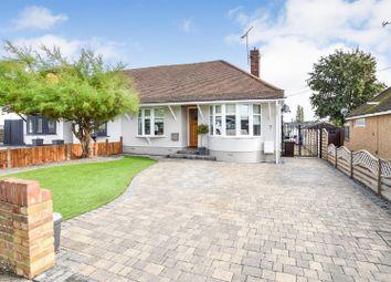 Appleton Road, Benfleet SS7. 2 bed semi-detached bungalow for sale