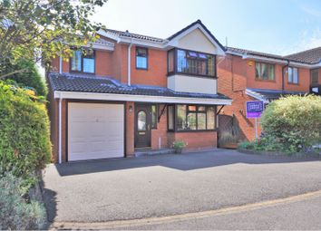 4 bed detached house for sale in Sedgemere Grove, Shelfield, Walsall WS4