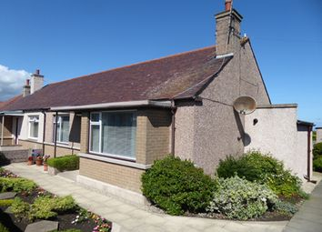 Thumbnail 2 bed semi-detached bungalow for sale in Highfield Road, Buckie
