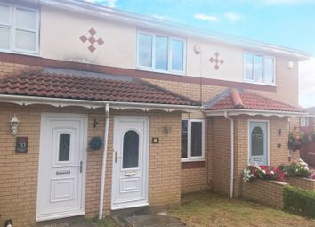 Thumbnail 2 bed terraced house for sale in Emanuel Close, Caerphilly