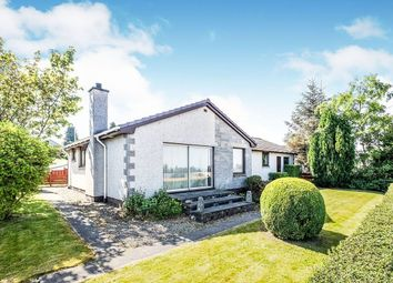 Thumbnail 3 bedroom bungalow for sale in Burn Brae Terrace, Westhill, Inverness