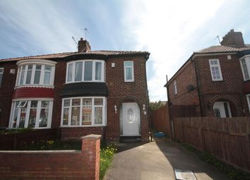 3 bed semi-detached house for sale in Coniston Grove, Middlesbrough TS5