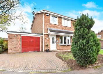 Thumbnail 3 bed semi-detached house for sale in Minster Road, Oakwood, Derby