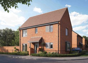 Thumbnail 4 bed detached house to rent in Ash Drive, West End, Southampton