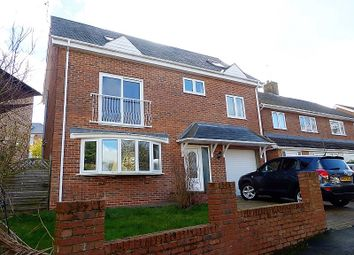 Thumbnail 5 bed detached house to rent in Churchill Close, Shotley Bridge