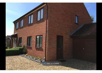 Thumbnail 3 bed semi-detached house to rent in Ferguson Road, Attleborough