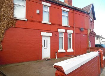 Thumbnail 2 bedroom flat to rent in Warbreck Road, Walton, Liverpool