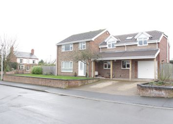 Thumbnail 4 bed detached house for sale in Greenway, Farndon, Cheshire