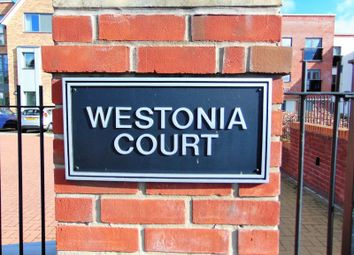 Thumbnail 1 bed flat for sale in Westonia Court, Wellingborough Road, Northampton