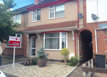 Thumbnail 3 bed terraced house for sale in Hollystitches Road, Nuneaton