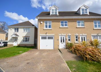 Thumbnail 3 bed semi-detached house for sale in St Edmunds Road, Lingwood