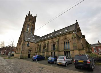 Thumbnail 1 bedroom flat to rent in St Marks Church, 19 St Marks Road, Preston
