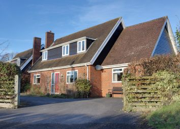 Thumbnail 4 bed detached house for sale in Nuffield Lane, Wallingford