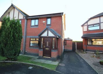 Thumbnail 3 bed semi-detached house for sale in Harland Way, Norden, Rochdale