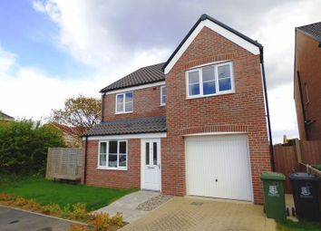 Thumbnail 4 bed detached house for sale in Howard's Way, Bradwell, Great Yarmouth
