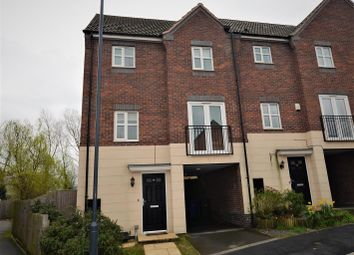Thumbnail 3 bed town house to rent in Girton Way, Mickleover, Derby