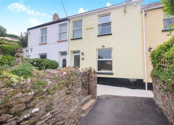 Thumbnail 2 bed terraced house for sale in Sunnyside, Combe Martin, Ilfracombe