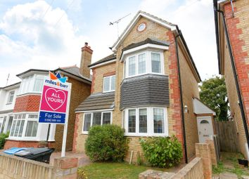 Thumbnail 4 bed detached house for sale in Swinburne Avenue, Broadstairs