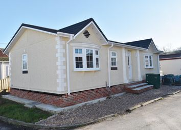 Thumbnail 2 bedroom mobile/park home for sale in Grosvenor Park, Boroughbridge Road, Ripon