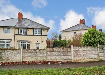 3 bed semi-detached house for sale in Warren Farm Road, Kingstanding, Birmingham B44